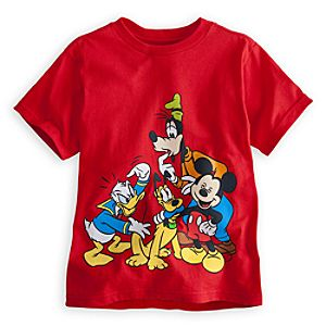 Mickey and Friends Tee for Boys