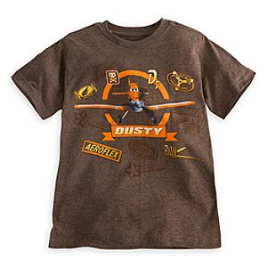 Dusty Tee for Boys - Planes