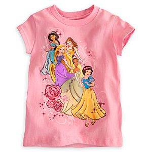 Disney Princess Tee for Girls