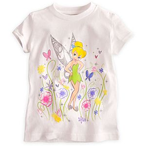 Tinker Bell Tee for Girls