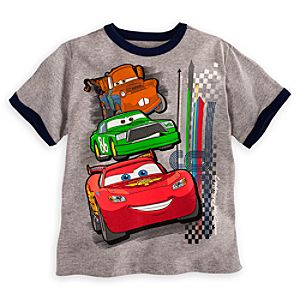 Cars Tee for Boys