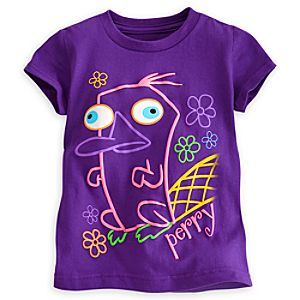 Perry Tee for Girls