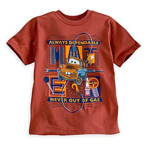 Tow Mater Tee for Boys