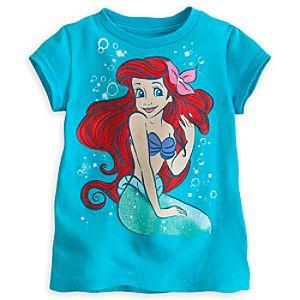 Ariel Tee for Girls