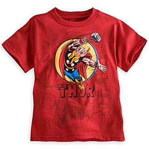 The Mighty Thor Tee for Boys