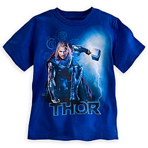 Thor The Dark World Tee for Boys