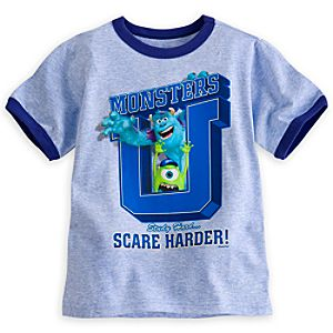 Sulley and Mike Ringer Tee for Boys - Monsters University