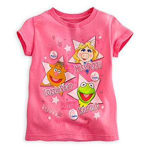 The Muppets Tee for Girls