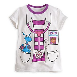 Doc McStuffins Costume Tee for Girls