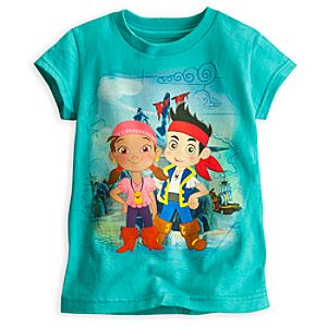 Jake and Izzy Tee for Girls