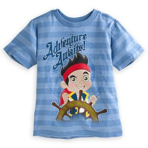 Jake Striped Tee for Boys