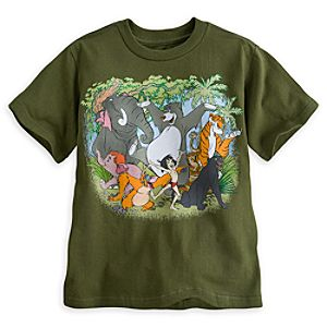 The Jungle Book Tee for Boys
