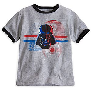 Darth Vader Tee for Boys