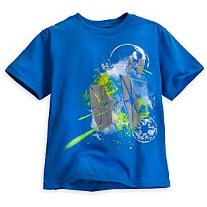 Star Wars TIE Fighter Tee for Boys