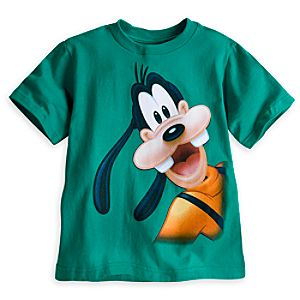 Goofy Tee for Boys