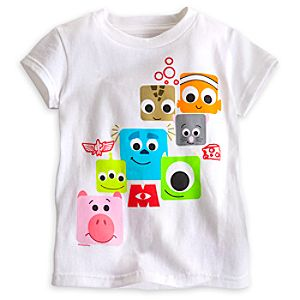 Pixar Tee for Girls