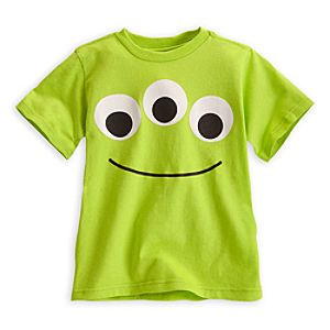 Toy Story Alien Tee for Boys