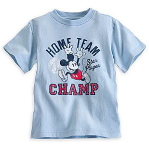 Mickey Mouse Two-Sided Tee for Boys