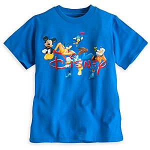 World of Disney Tee for Boys