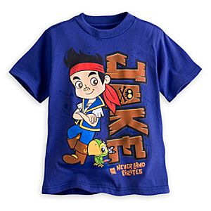 Jake and Skully Tee for Boys