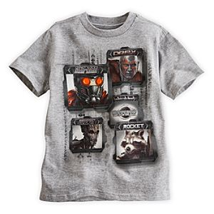 Marvels Guardians of the Galaxy Tee for Boys
