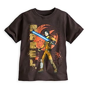 Ezra Tee for Boys - Star Wars Rebels