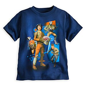 Star Wars Rebels Tee for Boys