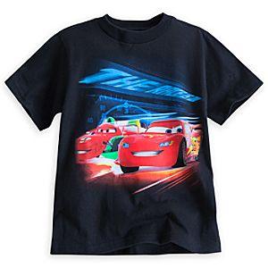 Lightning McQueen and Francesco Bernoulli Tee for Boys