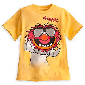 Animal Tee for Boys - The Muppets