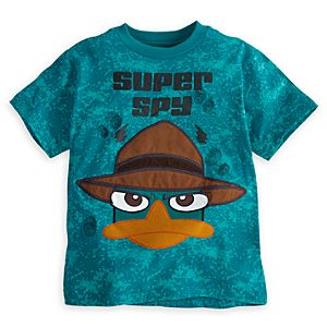 Perry Tee for Boys - Deluxe Storytelling