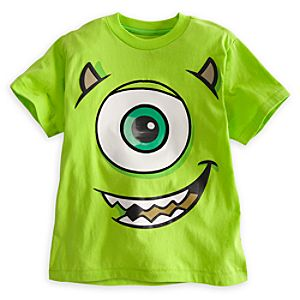 Mike Wazowski Tee for Boys - Deluxe Storytelling