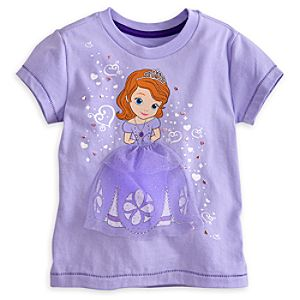 Sofia Tee for Girls - Deluxe Storytelling