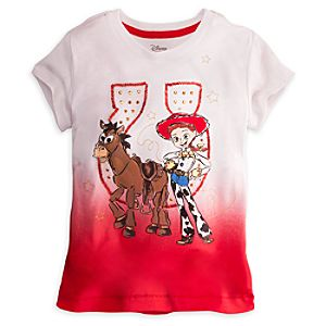 Embellished Storytelling Jessie Tee for Girls