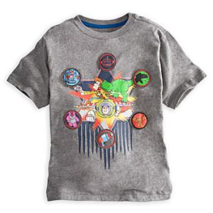 Toy Story Tee for Boys - Deluxe Storytelling