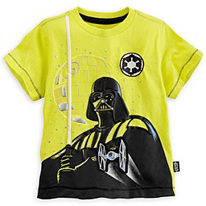 Darth Vader Tee for Boys - Deluxe Storytelling