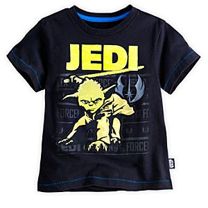 Yoda Tee for Boys - Star Wars - Deluxe Storytelling