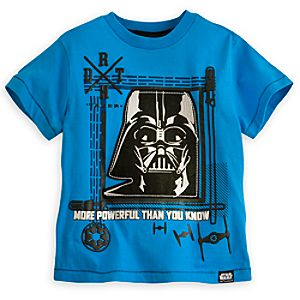 Darth Vader Tee for Boys - Star Wars - Deluxe Storytelling