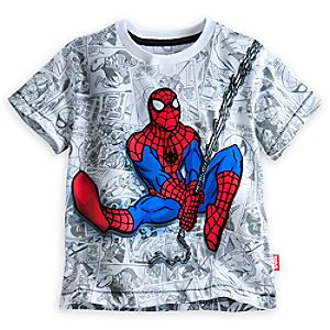 Spider-Man Tee for Kids - Deluxe Storytelling