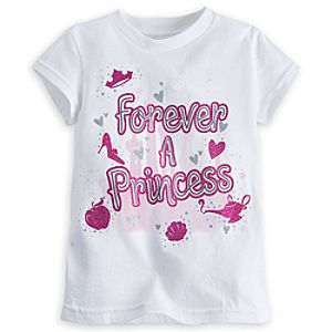 Disney Princess Icons Tee for Girls