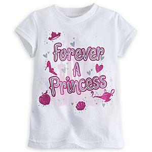 Disney Princess Icons Tee for Girls
