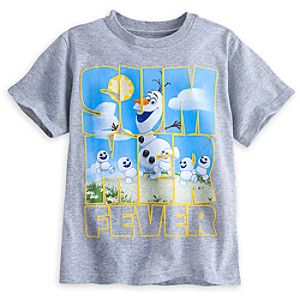 Olaf and Snowgies Tee for Boys - Frozen Fever