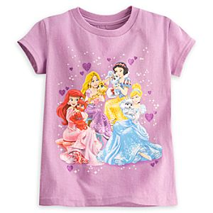Disney Princess and Palace Pets Tee for Girls