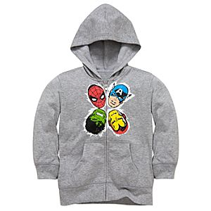 Marvel Universe Hoodie for Kids