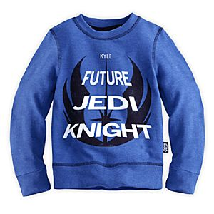 Star Wars Sweatshirt for Boys - Personalizable