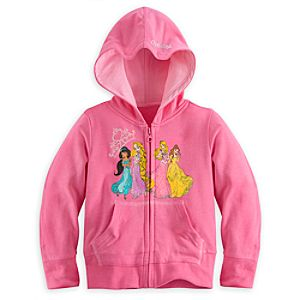 Disney Princess Hoodie for Girls - Personalizable