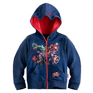 The Avengers Hoodie for Boys - Personalizable