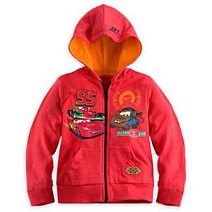 Cars Hoodie for Boys - Personalizable