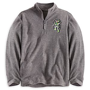 Personalizable Buzz Lightyear Fleece Pullover for Boys