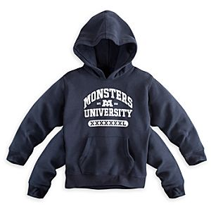 Monsters University 4-Arm Hoodie for Boys