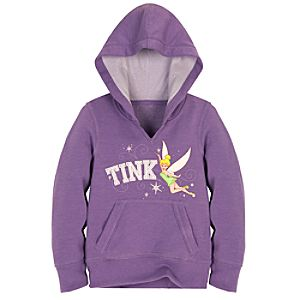 Tinker Bell Pullover Hoodie for Girls